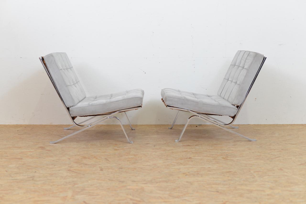 hommage mies van der rohe robert haussmann sofas sessel buma design olten bern z rich schweiz. Black Bedroom Furniture Sets. Home Design Ideas