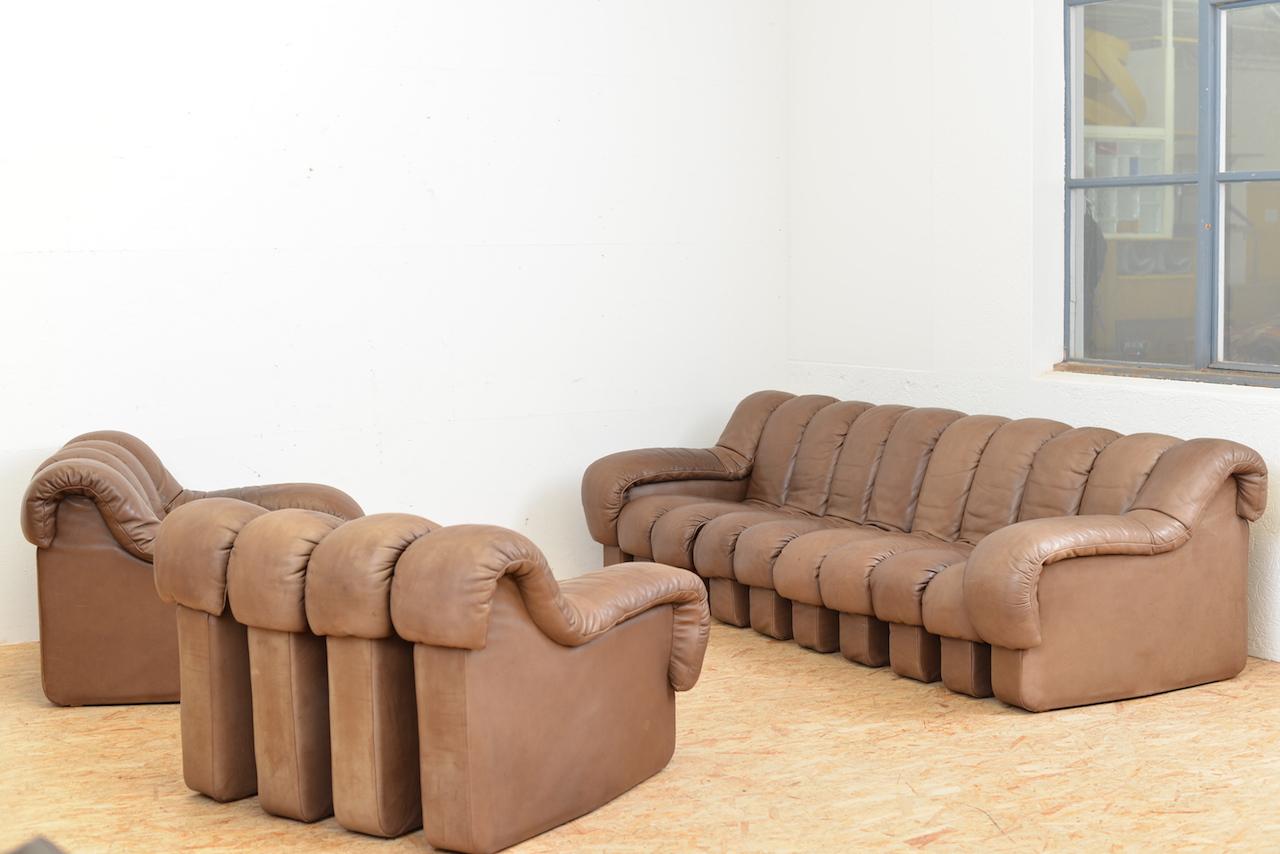 De Sede DS600 Sofa & Sessel Klaus Vogt Sofas/Sessel | Buma Design ...