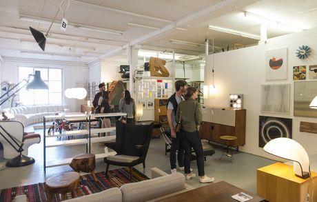 Merci! Rf 170923 Buma Design Open Day 0120 Buma Möbelklassiker Vintage-Klassiker und Designermöbel Möbel Olten Zürich Schweiz