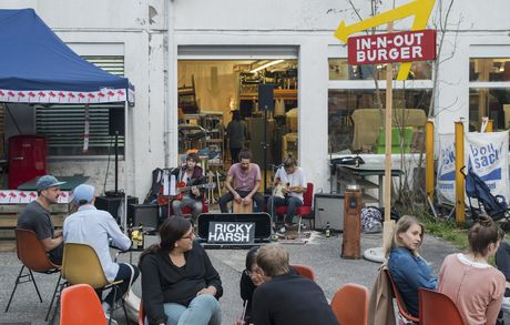 Merci! Rf 170923 Buma Design Open Day 0303 Buma Möbelklassiker Vintage-Klassiker und Designermöbel Möbel Olten Zürich Schweiz