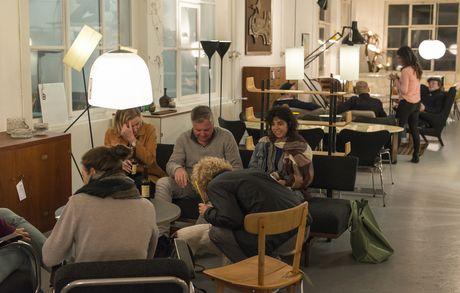 Merci! Rf 170923 Buma Design Open Day 0343 Buma Möbelklassiker Vintage-Klassiker und Designermöbel Möbel Olten Zürich Schweiz