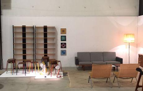 Les puces du Design in Lausanne Img 1931 Buma Möbelklassiker Vintage-Klassiker und Designermöbel Möbel Olten Zürich Schweiz