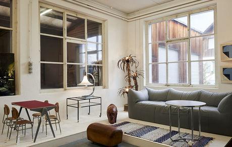 Wir haben offen Buma1346 Buma Möbelklassiker Vintage-Klassiker und Designermöbel Möbel Olten Zürich Schweiz