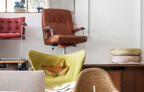 Verstärkung gesucht Buma Design 2015 4842 Buma Möbelklassiker Vintage-Klassiker und Designermöbel Möbel Olten Zürich Schweiz