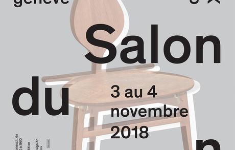 Le Salon du Design Lsd 2018 Affiche Buma Möbelklassiker Vintage-Klassiker und Designermöbel Möbel Olten Zürich Schweiz