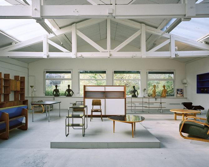 Buma Design Showroom 02 Buma Möbelklassiker Vintage-Klassiker und Designermöbel Möbel Olten Zürich Schweiz