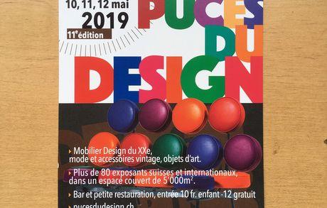 Les Puces du Design 2019 Img 1849 Buma Möbelklassiker Vintage-Klassiker und Designermöbel Möbel Olten Zürich Schweiz