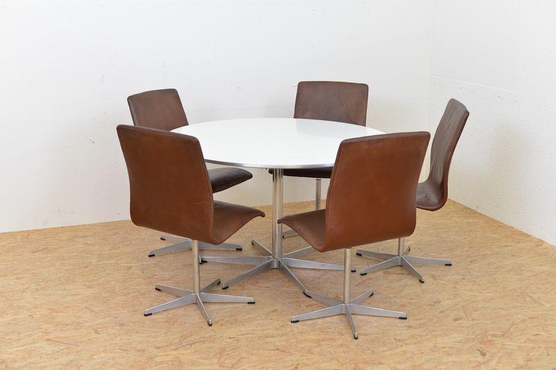 tisch a 826 arne jacobsen tische buma design olten bern. Black Bedroom Furniture Sets. Home Design Ideas