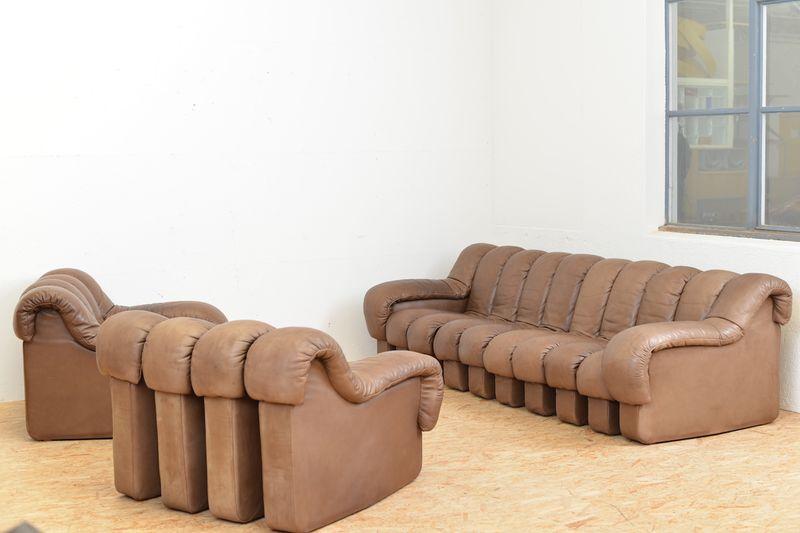De Sede DS600 Sofa & Sessel Klaus Vogt Sofas/Sessel   Buma Design ...