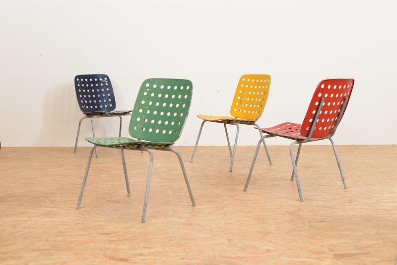 Kim Gartenstühle Modell 600 Hans Coray Stühle | Buma Design Olten ...