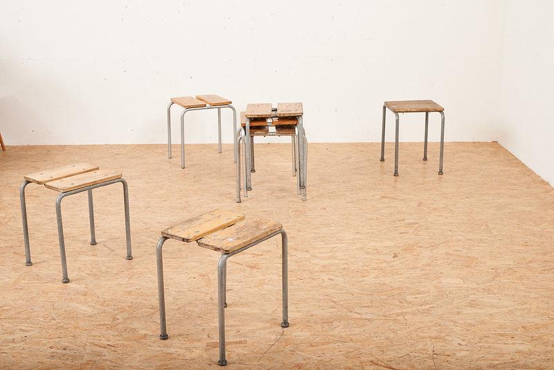 Hocker 7 Stk Unbekannt Stühle Buma Design Olten Bern Zürich Schweiz